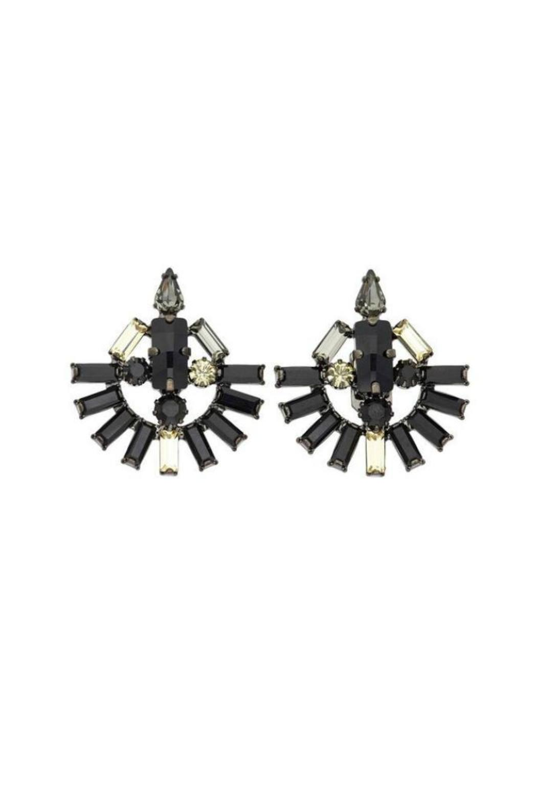 Lionette Colette Crystal Earrings - Main Image