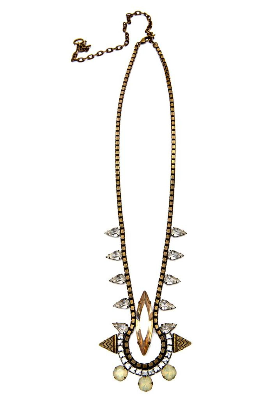 Lionette Gizele Necklace - Front Cropped Image