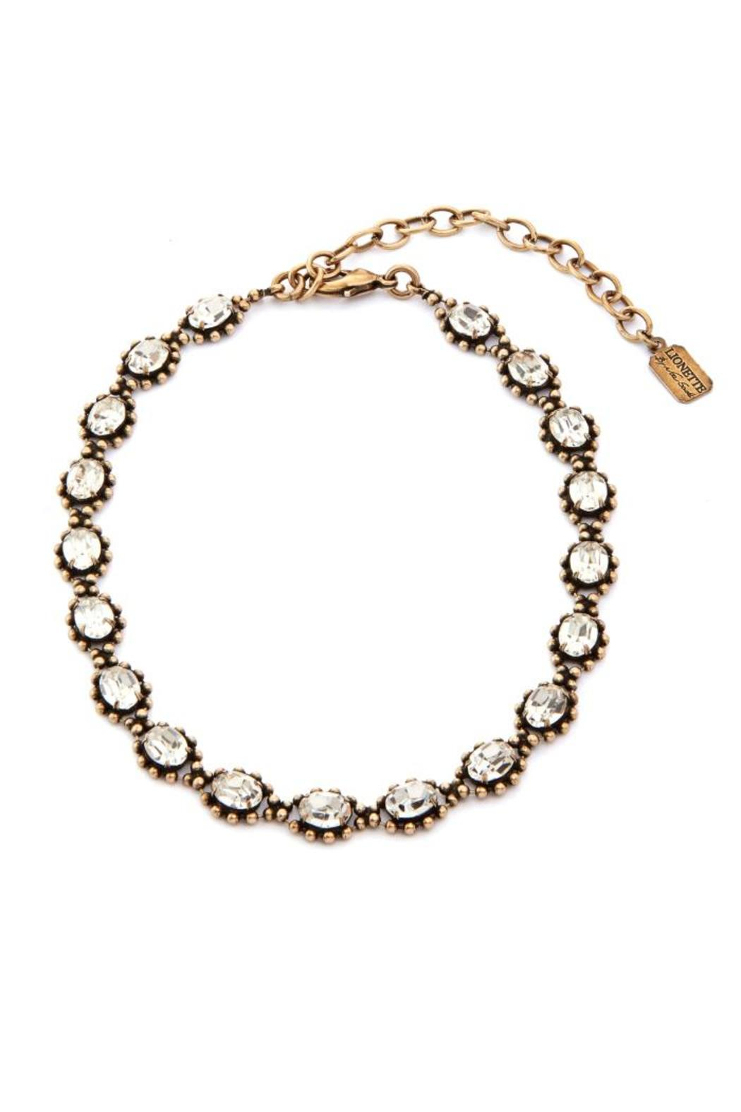 Lionette Liam Choker and Bracelet - Front Cropped Image