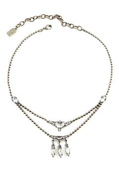 Lionette Ofir Crystal Necklace/choker - Alternate List Image