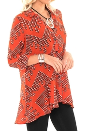 Lior Paris Button Front Tunic - Product Mini Image