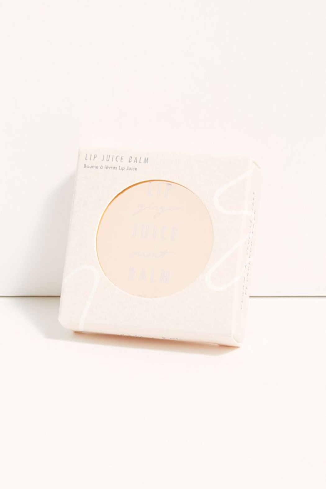 Free People  Lip Juice Balm in Ginger Mint - Back Cropped Image