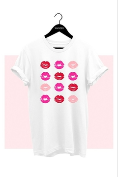 Shoptiques Product: Lips Graphic Tee