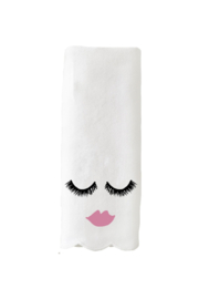 Toss Designs Lips & Lashes Towel - Product Mini Image