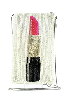 Mary Frances Lipstick Phone Bag - Product List Image