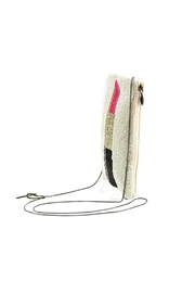 Mary Frances Lipstick Phone Bag - Back cropped