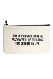 Sapling Press Lipstick Pouch - Front cropped