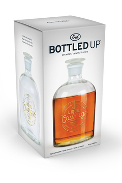 Fred and Friends Liquid Courage Decanter - Alternate List Image