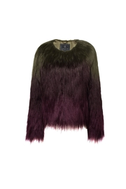 UNREAL FUR Liquid Fudge Jacket - Product Mini Image