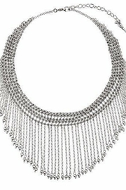 C+I Liquid Metal Statement Necklace - Product Mini Image