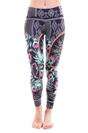 Liquido Active Ananda Patterned Legging - Product Mini Image