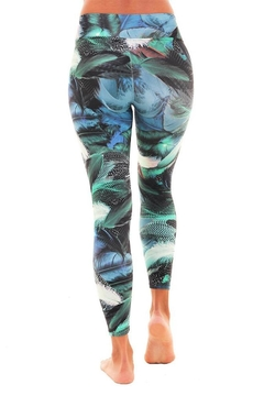 Liquido Active Goose Feathers Legging - Alternate List Image
