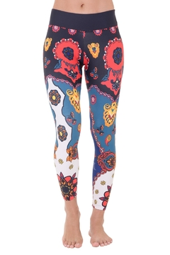 Liquido Active Matryoshka Doll Leggings - Product List Image