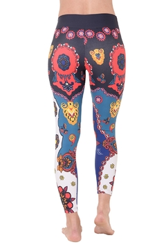 Liquido Active Matryoshka Doll Leggings - Alternate List Image