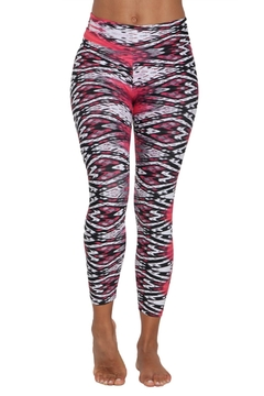 Liquido Active Pink In Flames Legging - Product List Image