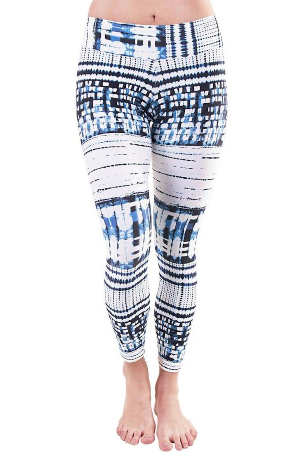 Liquido Active Pixel Wild Legging - Front Cropped Image