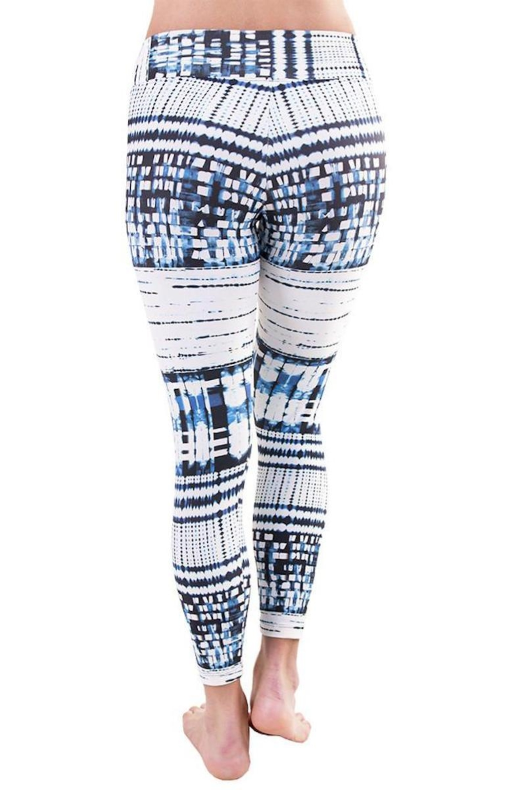 Liquido Active Pixel Wild Legging - Side Cropped Image