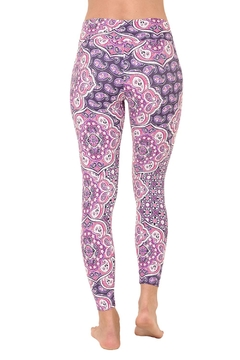 Liquido Active Rich Amethyst Legging - Alternate List Image