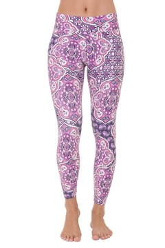 Liquido Active Rich Amethyst Legging - Product List Image