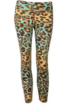 Liquido Active Safari Legging - Alternate List Image