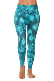 Liquido Active Sea Pattern Legging - Product Mini Image