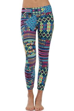 Liquido Active Yantra Leggings - Product List Image