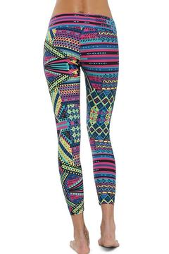Liquido Active Yantra Leggings - Alternate List Image