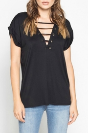 Lira Better Days Top - Front cropped