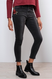 Lira Embroidered Jeans - Front cropped