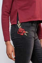 Lira Embroidered Jeans - Other