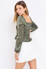 Le Lis LIS - JULIETTE TOP - Side cropped