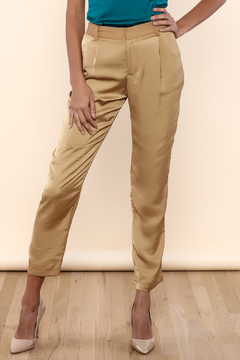Lisa & Lucy Biscuit Trouser Pants - Product List Image