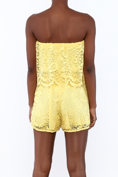 Lisa & Lucy Canary Popover Romper - Alternate List Image