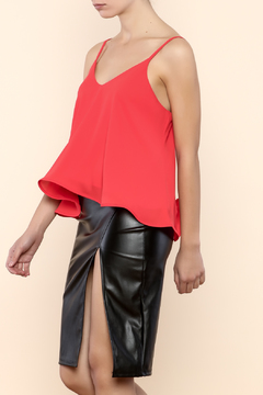 Lisa & Lucy Poppy Flared Tank - Product List Image