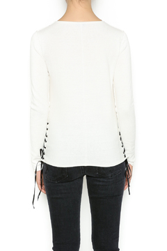 Shoptiques Product: Digital Numbers Sweater