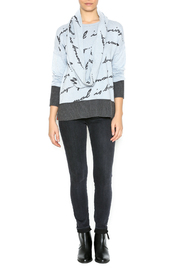 Lisa Todd Normal Is Boring Sweater - Front full body