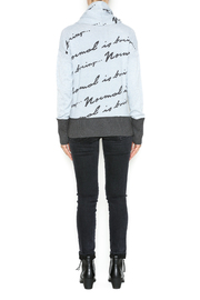 Lisa Todd Normal Is Boring Sweater - Side cropped