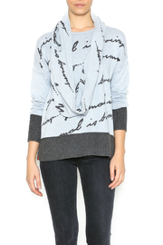 Lisa Todd Normal Is Boring Sweater - Front cropped