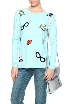 Lisa Todd Pop-Art Sweater - Product List Image