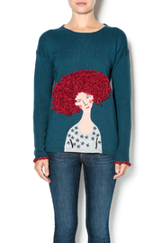 Lisa Todd The Red Head Sweater - Product Mini Image