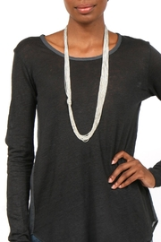 Lisa Freede Knot Chains Necklace - Product Mini Image
