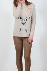 Lisa Todd Deer Cashmere Sweater - Product Mini Image