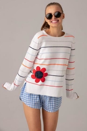 Lisa Todd Flower Power Sweater - Product Mini Image
