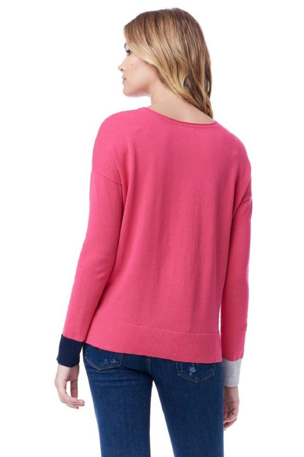 Lisa Todd Good Vibrations Sweater - Front Full Image