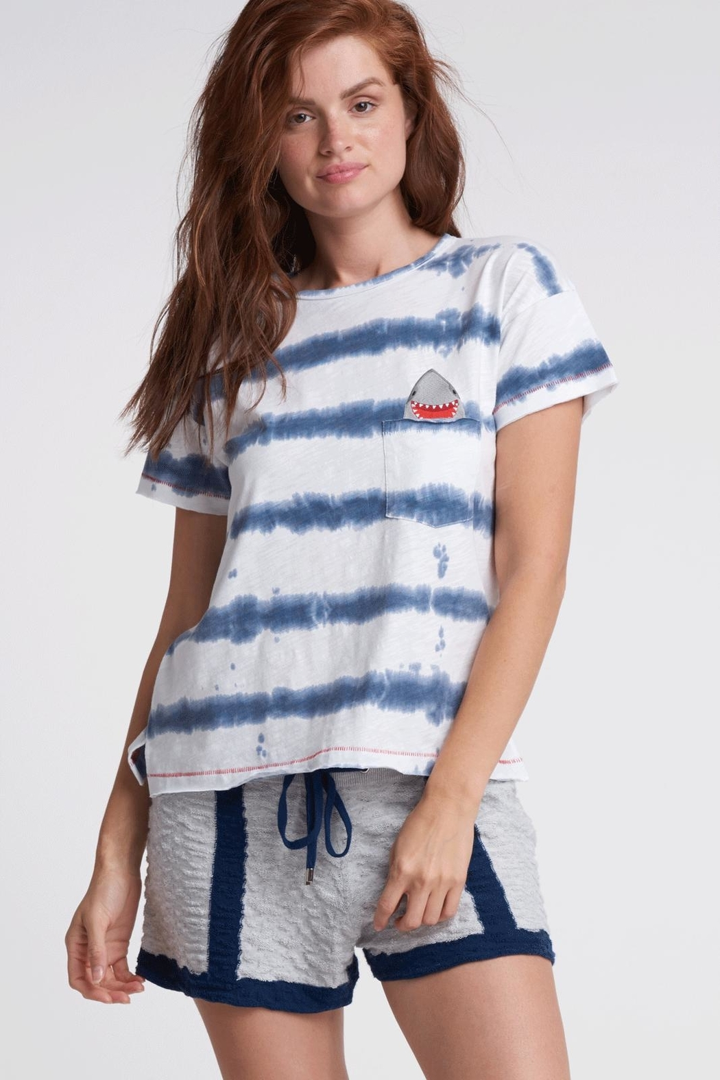 Lisa Todd Shark Bait Top - Front Cropped Image