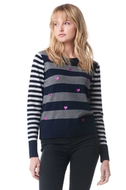 Lisa Todd Skip A Beat Sweater - Front cropped