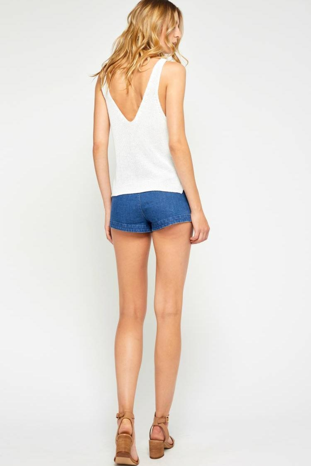 Gentle Fawn Lisette Tank - Side Cropped Image