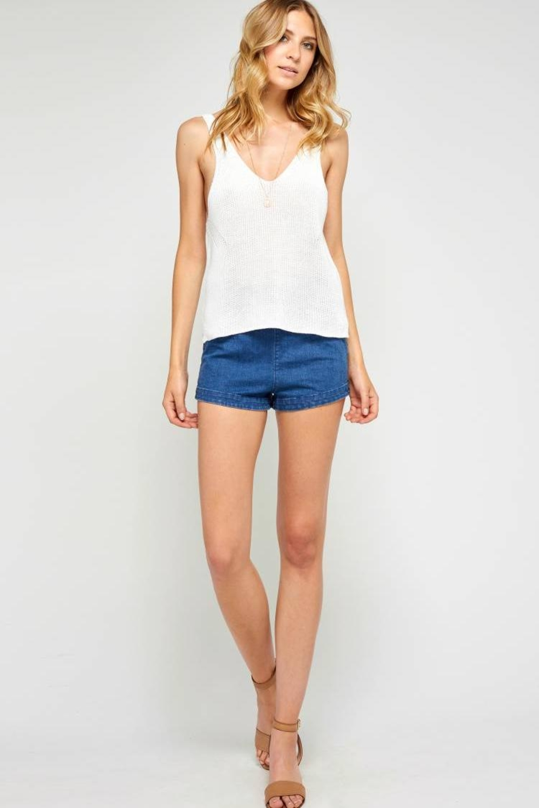 Gentle Fawn Lisette Tank - Front Cropped Image