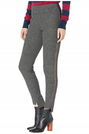 lisette L Cambridge Plaid High-Low Ankle Pants - Product Mini Image