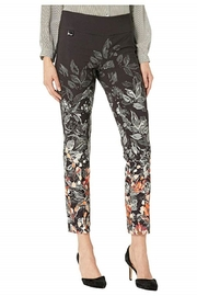 lisette L Sintra Garden Border Print Ankle Pants - Product Mini Image